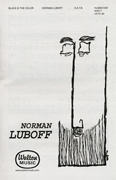Black Is the Color : SATB : Norman Luboff : Norman Luboff Choir : Sheet Music : W3017 : 073999521528