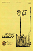 Ezekiel Saw De Wheel : SATB : Norman Luboff : Norman Luboff Choir : Sheet Music : W3020