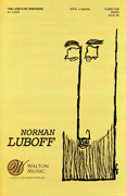 The Lord's My Shepherd : SATB : Norman Luboff : Norman Luboff Choir : Sheet Music : W3023 : 073999790115