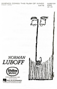 Whence Comes This Rush Of Wings : SATB : Norman Luboff : Norman Luboff Choir : Sheet Music : W3029 : 073999655445