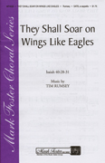 They Shall Soar On Wings Like Eagles : SATB : 35023037 : Sheet Music : 35023037