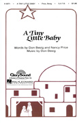 A Tiny Little Baby : TTBB : Don Besig : Sheet Music : 35023715 : 747510009801