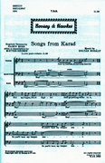 Songs from Karad : TBB : Zoltan Kodaly : Zoltan Kodaly : Sheet Music : 48003219 : 073999534825