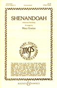 Shenandoah : SSA : Mary Goetze : Sheet Music : 48004069 : 073999577556