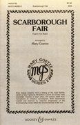 Scarborough Fair : SSA : Mary Goetze : Sheet Music : 48004182 : 073999318821