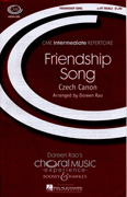 Friendship Song : SSAA : Doreen Rao : Sheet Music : 48004380 : 073999648201