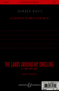 The Lands Around My Dwelling  : SATB divisi : Imant Raminsh : Sheet Music : 48004637 : 073999331325