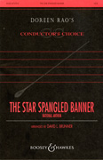 The Star-Spangled Banner : SATB divisi : David L. Brunner : Francis Scott Key : Sheet Music : 48005043 : 073999688061