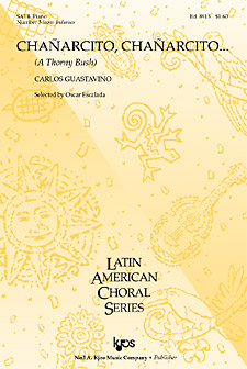 Chanarcito, Chanarcito : SATB : 8913 : Sheet Music : 8913 : 8402700065
