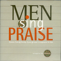 Dave Williamson : Men Sing Praise CD : TTBB : 00  1 CD :  : 765762117129 : 765762117129