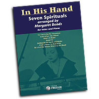 Margaret Bonds : In His Hand : Solo : 01 Songbook : 1598062867 : 451-40015