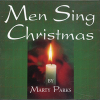 Marty Parks : Men Sing Christmas CD : TTBB : 00  1 CD :  : 001099711