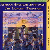 Wade In The Water : African American Community Gospel  : 00  1 CD :  : 40074
