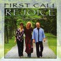 First Call : Rejoice : 00  1 CD :