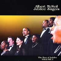 Albert McNeil Jubilee Singers : The Best Of Jubilee : 00  1 CD :