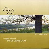 Master's Men : The Old Country Church : 00  1 CD :