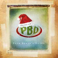 Poor Baker's Dozen : Christmas with : 00  1 CD :