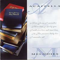 Acappella Company : Melodies : 00  1 CD :