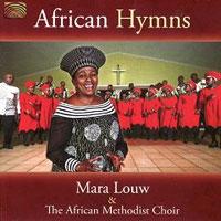 African Methodist Choir with Mara Louw : African Hymns : 00  1 CD :  : 2249