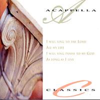 Acappella Company : Classics : 00  1 CD :