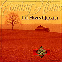 Haven Quartet : Coming Home : 00  1 CD :