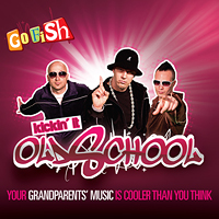 Go Fish : Kickin' It Old School : 00  1 CD :