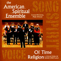 American Spiritual Ensemble : Ole Time Religion : 00  1 CD