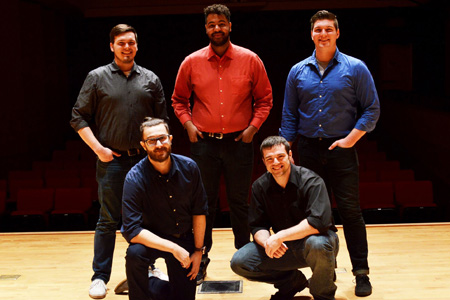 Singers com - List of Male Contemporary A Cappella Groups