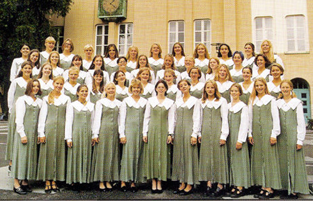 Adolf Fredriks Girls Choir