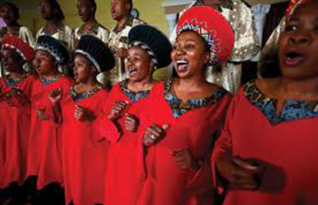 African Methodist Choir with Mara Louw