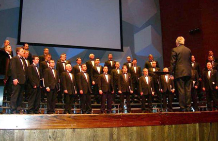 Bela Bartok Male Choir