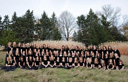 Bella Voce Young Women's Choir