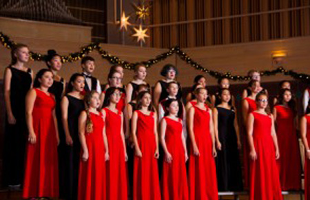 Contra Costa Children's Chorus