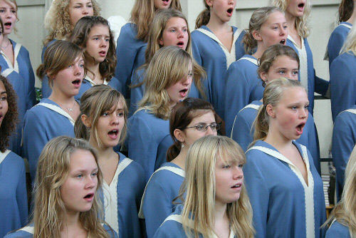 Copenhagen Girls' Choir