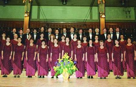 Debrecen Kodaly Chorus