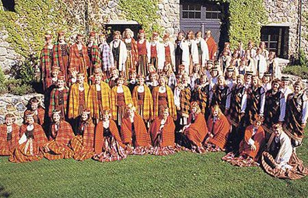 Dzintars: Latvian Women's Choir