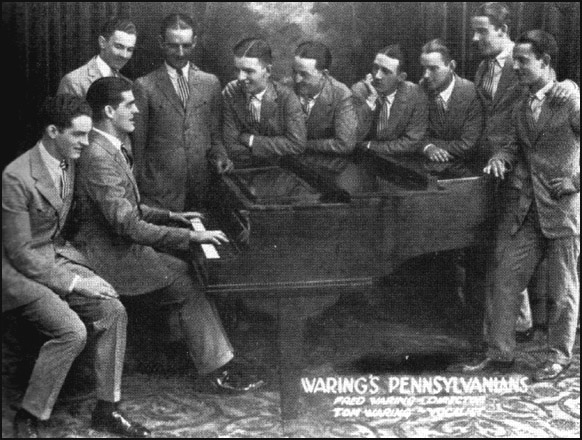Fred Waring and his Pennsylvanians