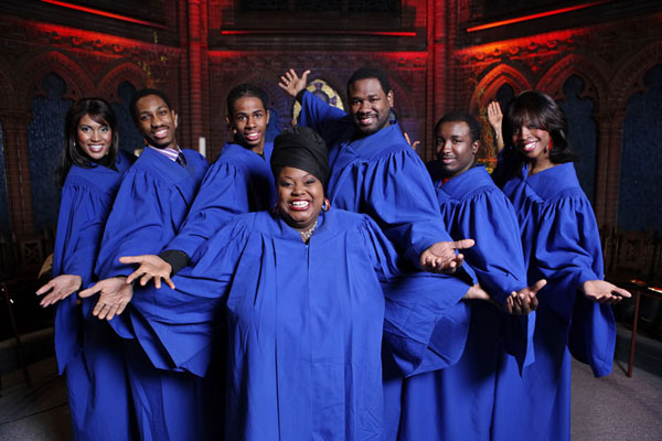 Golden Gospel Singers at Singers.com - Gospel Vocal