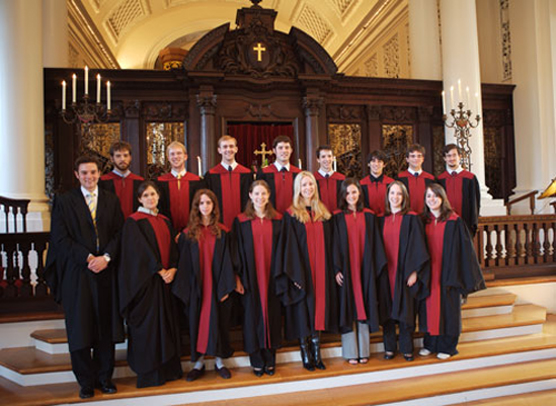 Harvard University Choir