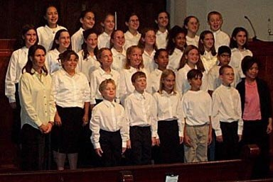 Indiana University Children's Choir