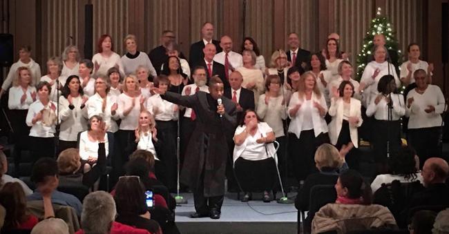 Lighthouse Singers Gospel Choir Group History