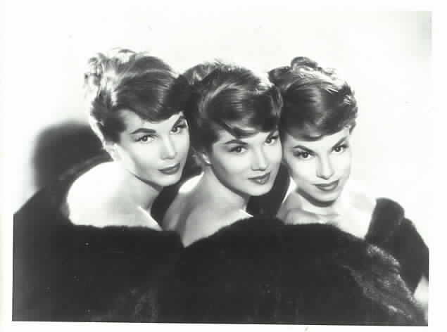 The McGuire Sisters Net Worth