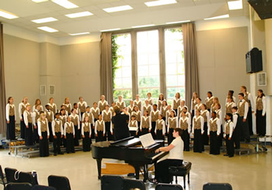 Michigan State Children's Choir