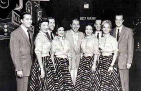 Ray Charles Singers