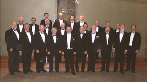 Concerts chorales mâles slavyanka russe