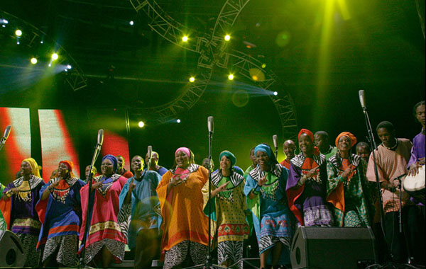 Soweto Gospel Choir