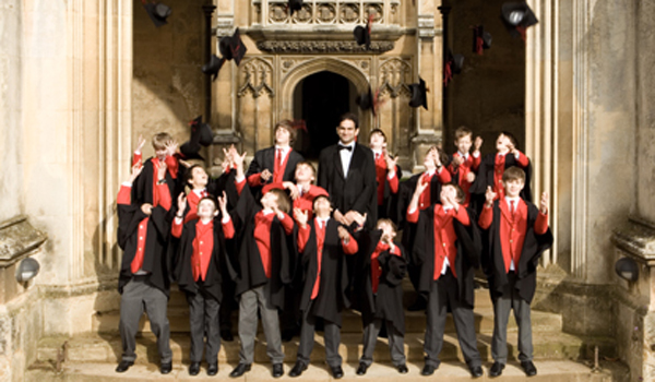 St John's College Choir, Cambridge