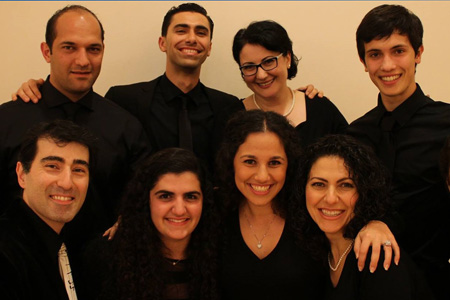 Bay Area Armenian Choral Ensemble