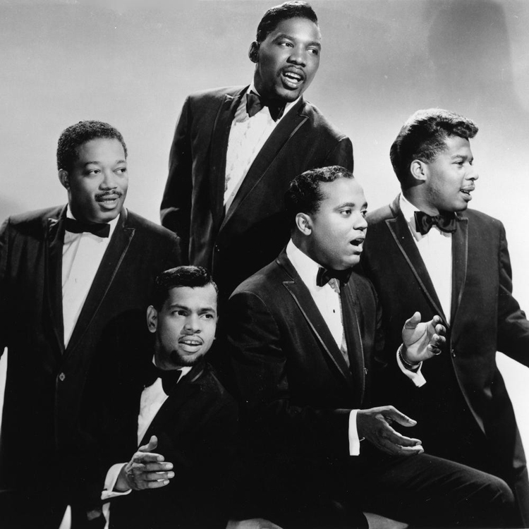 The Drifters Group History