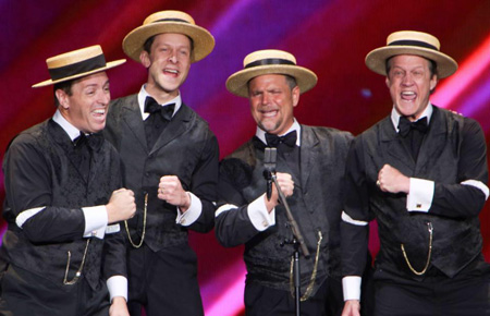 Barbershop International Quartet Champions